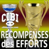 RECOMPENSES DES EFFORTS